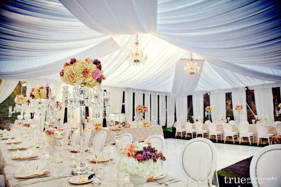 Elegant Tent Weddings